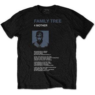 2PAC Family Tree, Tシャツ