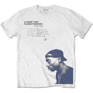 2PAC A River …, Tシャツ