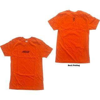 BILLIE EILISH Racer Logo & Blohsh Orn, Tシャツ