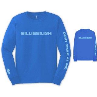 BILLIE EILISH Smile Mble, ロングTシャツ