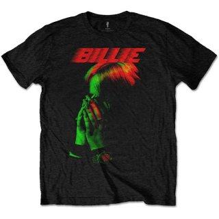 BILLIE EILISH Hands Face, Tシャツ