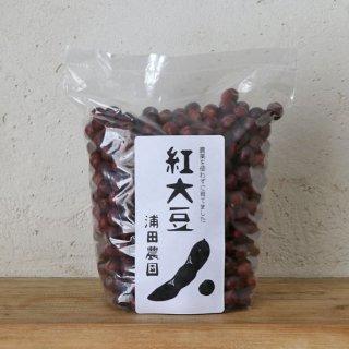 無農薬紅大豆 300g
