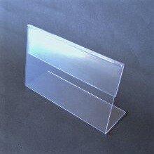 L形カード立て 75×105