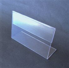 L形カード立て 149×210