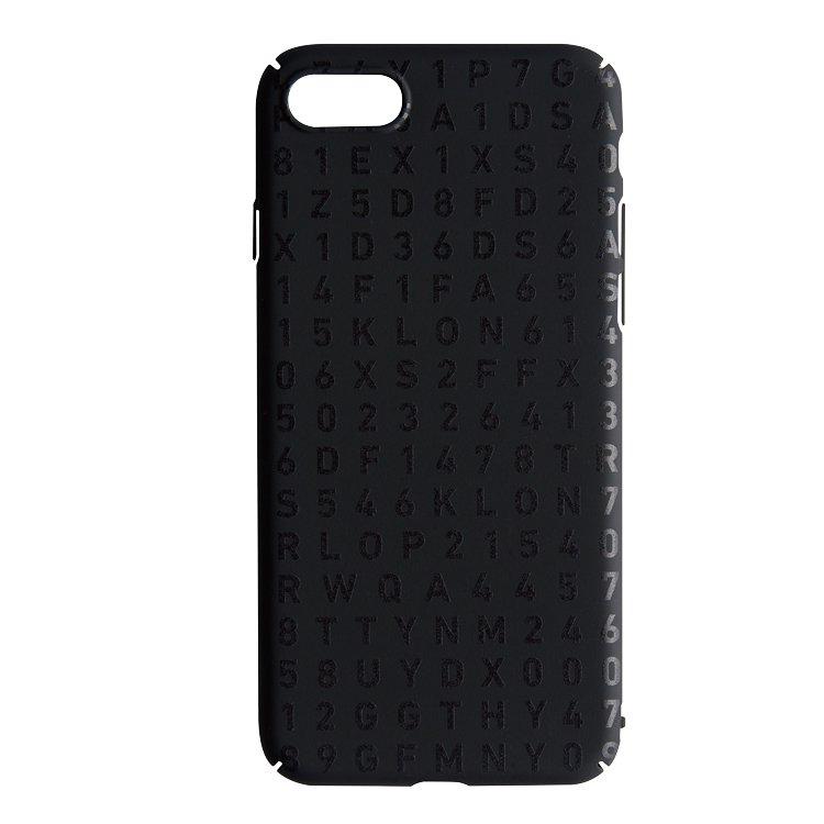 【iPhone 7 対応】KLON スマートフォンケース SERIAL NUMBER シリアルナンバー モバイルケース iPhone CASE klon クローン【送料無料】