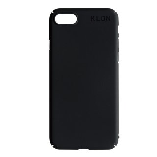 【iPhone 7,8 対応】KLON iPhone CASE LOGOTYPE BLACK
