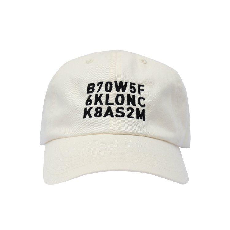 KLON クローン CAP 18 CHARACTERS WHITE 【送料無料】