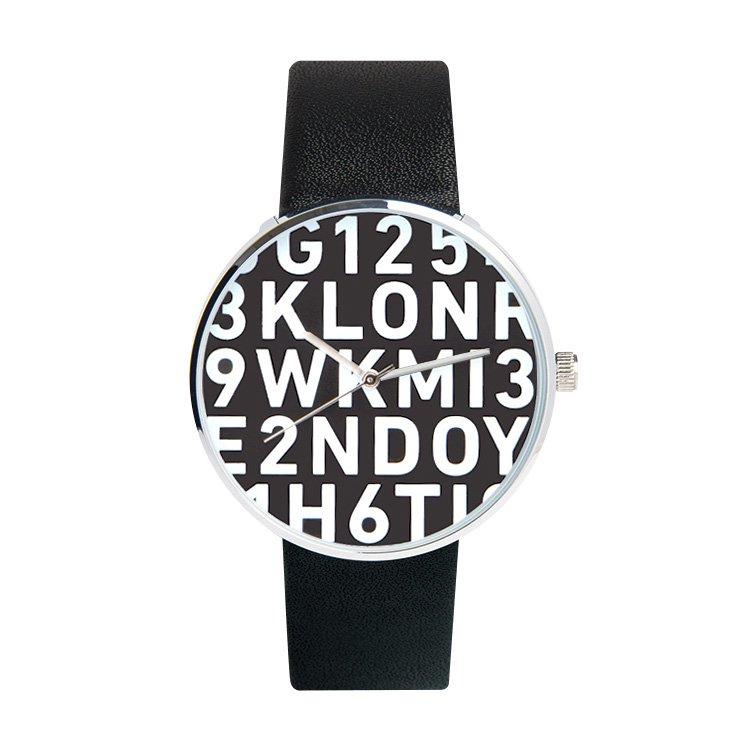 KLON SERIAL NUMBER L BLACK 【BLACK SURFACE】 40mm
