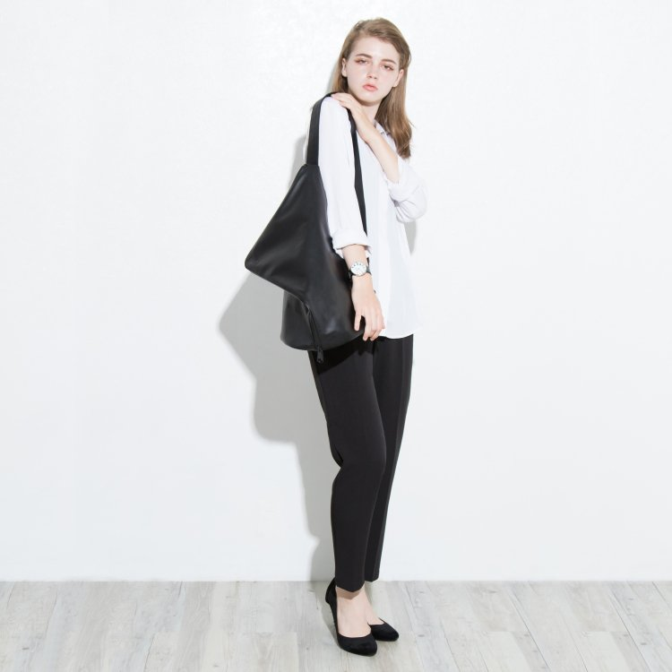 180 one eighty one shoulder mini black バッグ