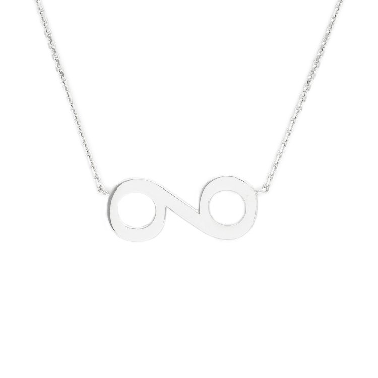 KLON INFINITY NECKLACE -LARGE-
