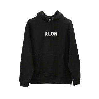 KLON PULLOVER PARKA BLACK