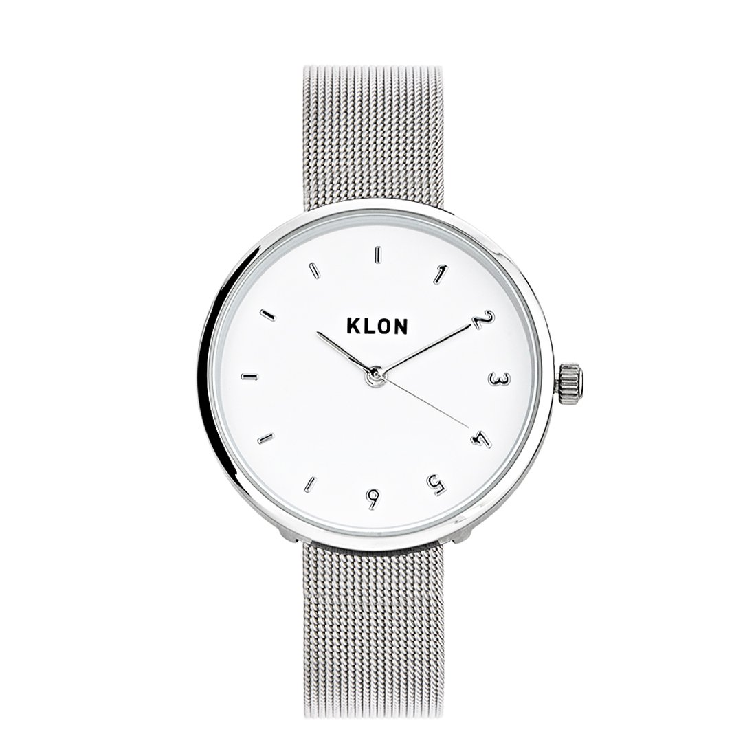 KLON CONNECTION ELFIN FIRST -SILVER MESH- 33mm