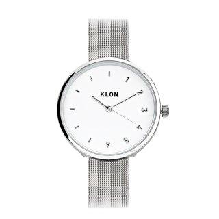 【入荷日未定】KLON CONNECTION ELFIN FIRST -SILVER MESH- 33mm