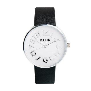 KLON HIDE TIME Ver.SILVER 40mm
