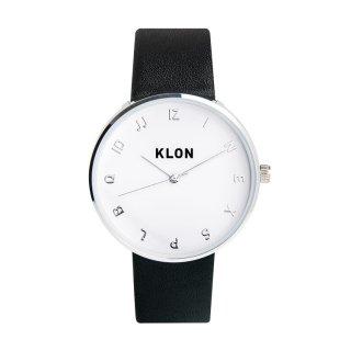 KLON MOCK NUMBER Ver.SILVER 40mm