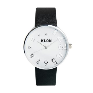 KLON EDDY TIME THE WATCH Ver.SILVER 40mm