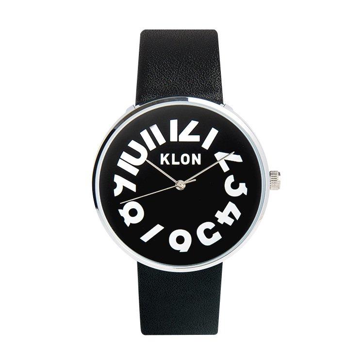 KLON HIDE TIME BLACK 【BLACK SURFACE】 40mm
