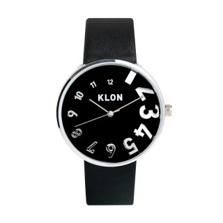 【入荷日未定】KLON EDDY TIME BLACK 【BLACK SURFACE】 Ver.SILVER 40mm