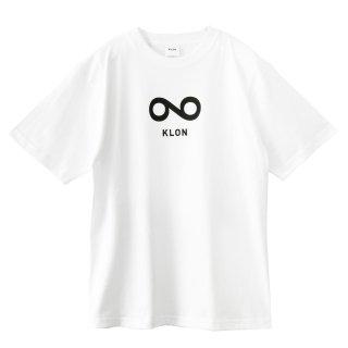 KLON Tshirts INFINITY WHITE