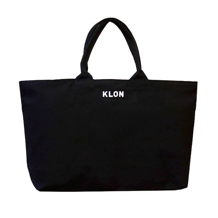 KLON CANVAS TOTE BAG