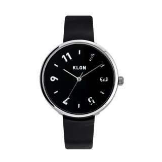 【予約商品・2月下旬入荷予定】KLON PASS TIME DARING ODD【BLACK SURFACE】38mm