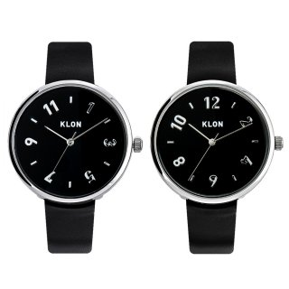【予約商品・2月下旬入荷予定】KLON PASS TIME DARING【BLACK SURFACE】38mm