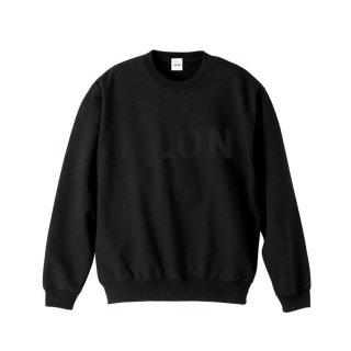 KLON SWEAT HIDE LOGO BLACK
