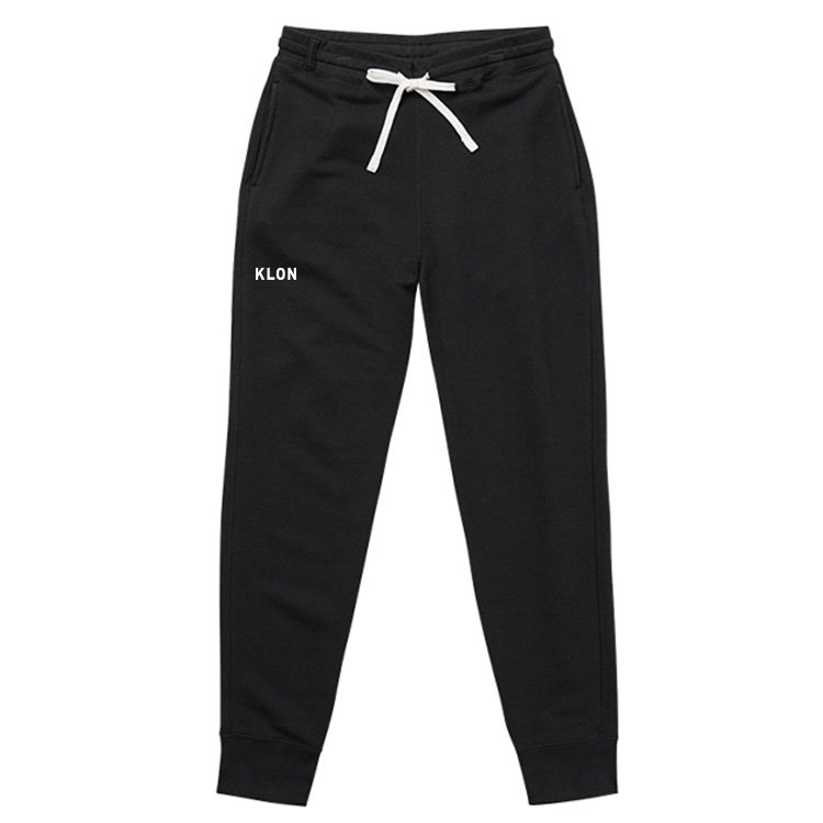 KLON SWEAT PANTS BLACK