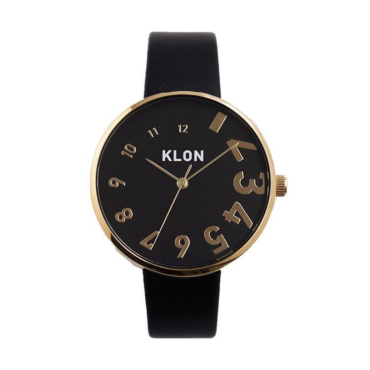KLON EDDY TIME BLACK Ver.GOLD 38mm