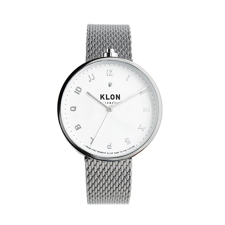 KLON AUTOMATIC WATCH -MOCK NUMBER- 43mm