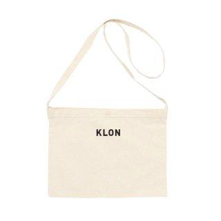 KLON SACOCHE WHITE