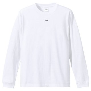 【入荷日未定】KLON LONG T MESSAGE & LOGO WHITE