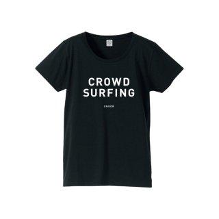 【30%OFF】UNGER CROWD SURFING(WOMENS BLACK)