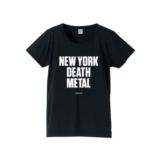 UNGER NEW YORK DEATH METAL (WOMENS BLACK)