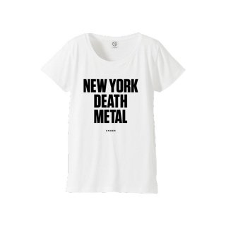UNGER NEW YORK DEATH METAL (WOMENS WHITE)