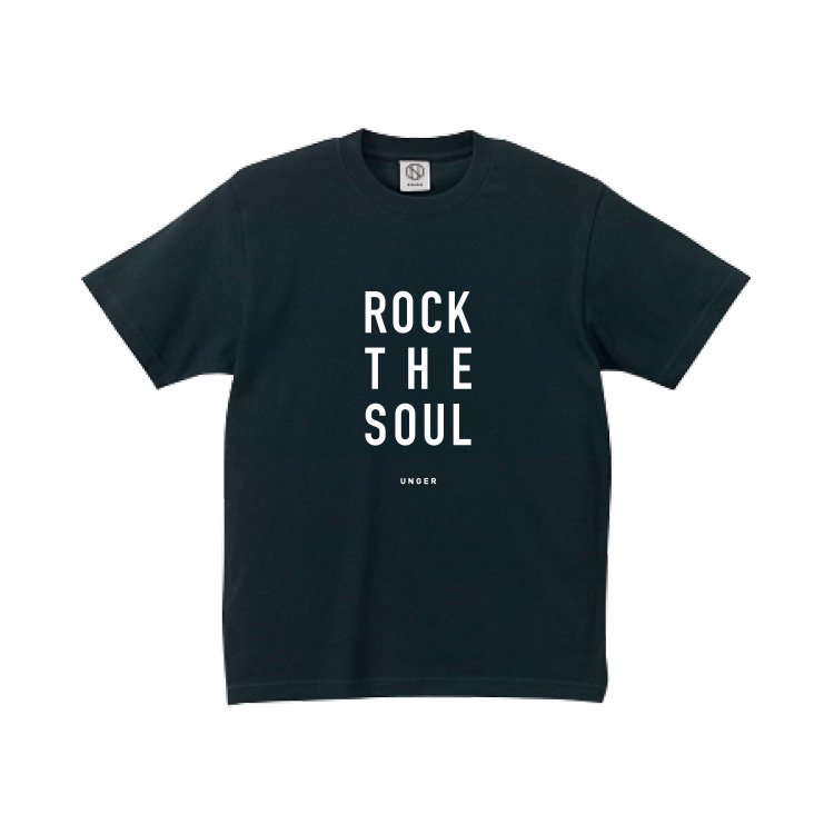 UNGER ROCK THE SOUL (MENS BLACK)