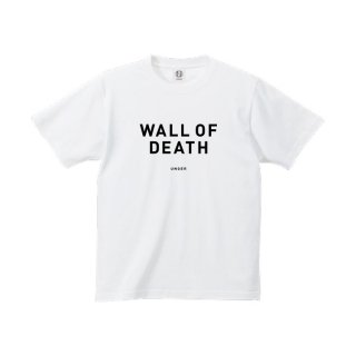 UNGER WALL OF DEATH (MENS WHITE)