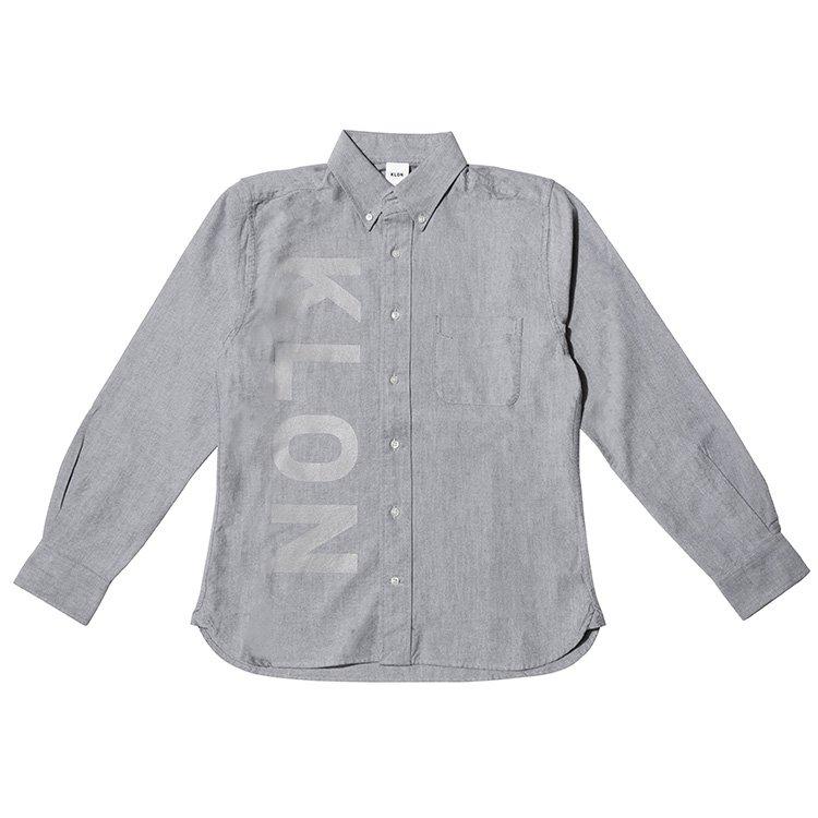 KLON OX SHIRTS(VERTICAL LOGO)
