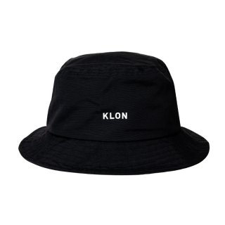 KLON BUCKET HAT BLACK