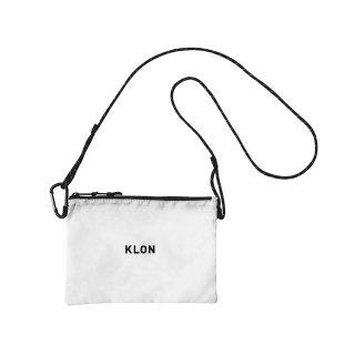 KLON ACTIVE LIGHT SACOCHE WHITE