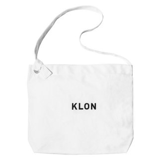 KLON CANVAS SHOULDER WHITE