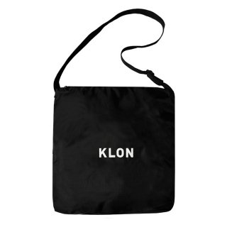 KLON ACTIVE LIGHT SHOULDER BLACK