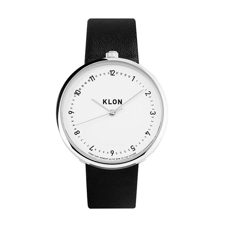 KLON EDUCATE TIME BLACK 40mm