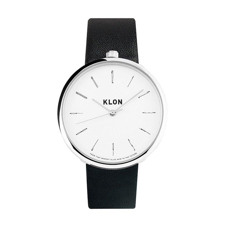 KLON THIN LINE TIME BLACK 40mm