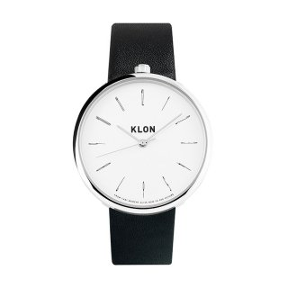 KLON THIN LINE TIME BLACK 40mm