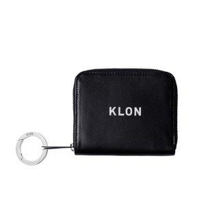 KLON COMPACT WALLET BLACK