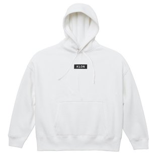 KLON BIG PARKA WHITE(BOX LOGO)
