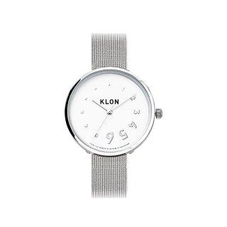 KLON EDDY TIME REINCARNATION ABACK -SILVER MESH- 38mm