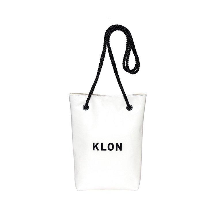KLON DAY TOTE WHITE