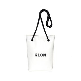 KLON DAY TOTE WHITE